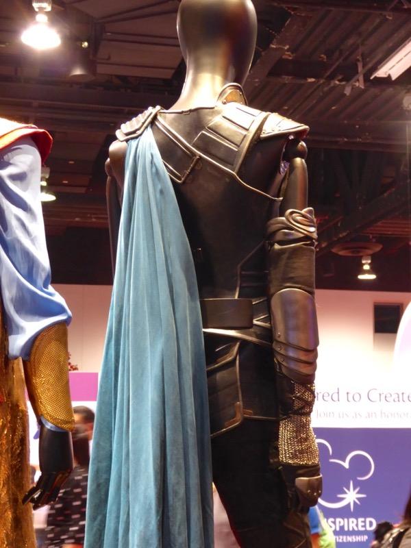 Valkyrie Thor Ragnarok costume cape