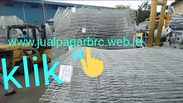 Distributor PAGAR BRC JAKARTA