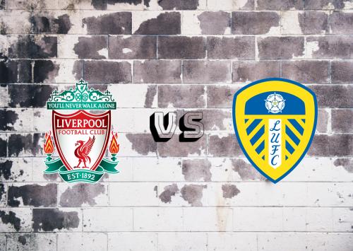 Liverpool vs Leeds United  Resumen y Partido Completo