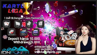 Bermain Judi Di Situs Poker Terbaru Dan Aman Kartuliga!