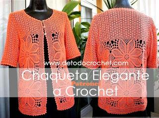 como-tejer-chaqueta-color-naranja