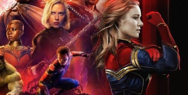 A Marvel divulgou um novo trailer de Vingadores Ultimato. O vídeo traz um clima dramático com as cenas em preto e branco. Além disso, ele mostra a união da Capitã Marvel com os maiores heróis da terra – Confira!