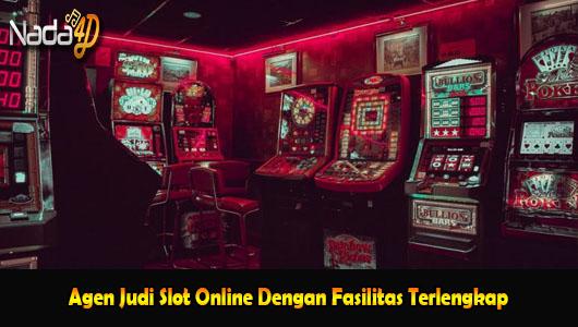 Agen taruhan slot online dengan dukungan lengkap