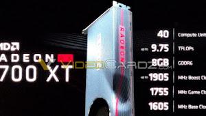 Hé lộ về AMD RX 5700 - VGA chiến game vừa mạnh lại vừa rẻ sắp làm mưa làm gió trên thị trường