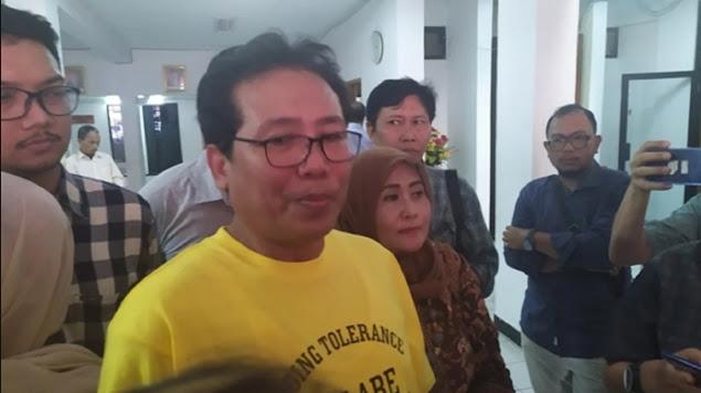 Apa Tugas Fadjroel Rachman Setelah Tak Dianggap Moeldoko Mewakili Istana?