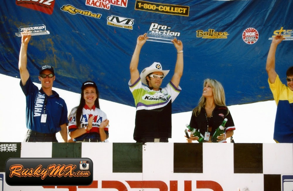 250 Podium Red Bud 1998
