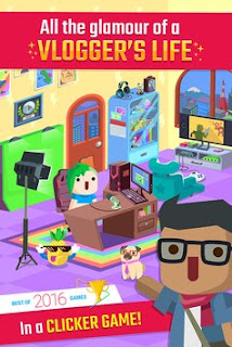 Download Vlogger Go Viral - tuber Game Apk Mod Unlimited Gems V1.17 Terbaru 2