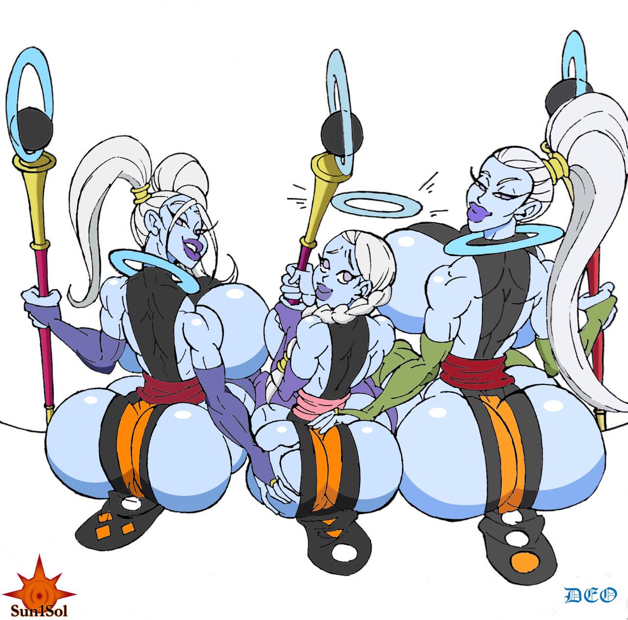 Hentai super vados Character: Vados