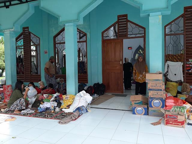 Kronologi Perjuangan Korban Bencana Banjir Bandang Masamba Luwu Utara