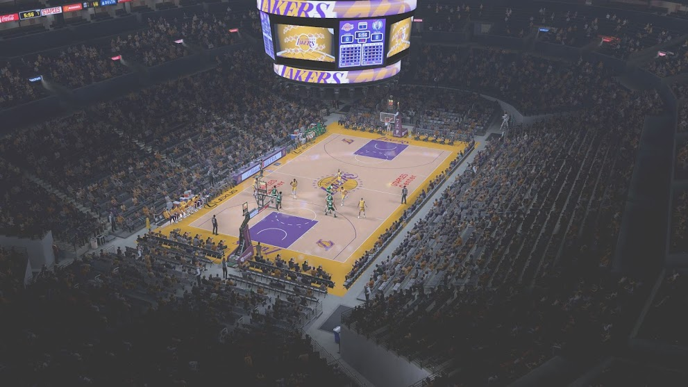 NBA 2K21 Live Broadcast Reshade by TyroneTTG