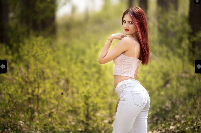 AmandaGrey Model Skype