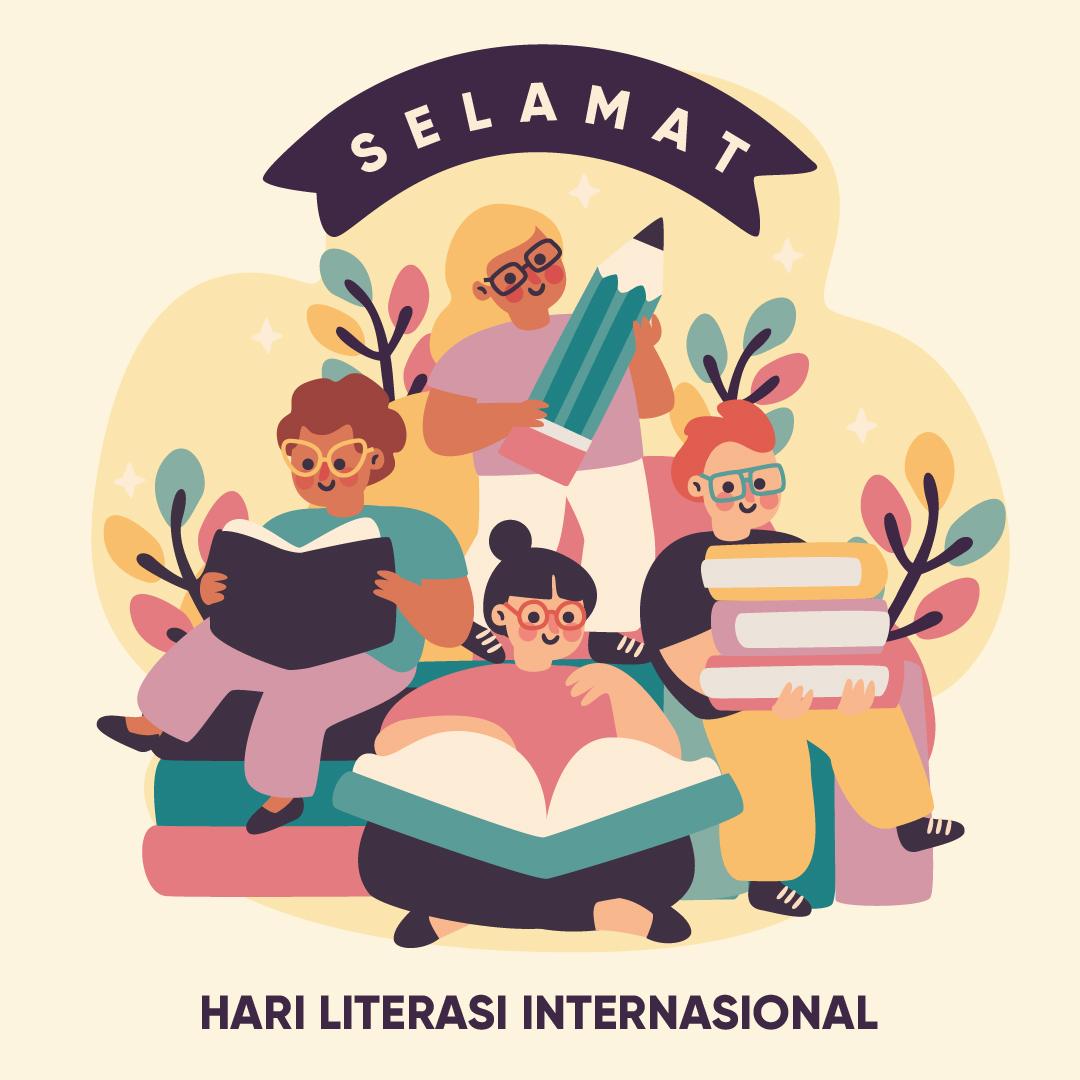 Selamat Hari Literasi Internasional