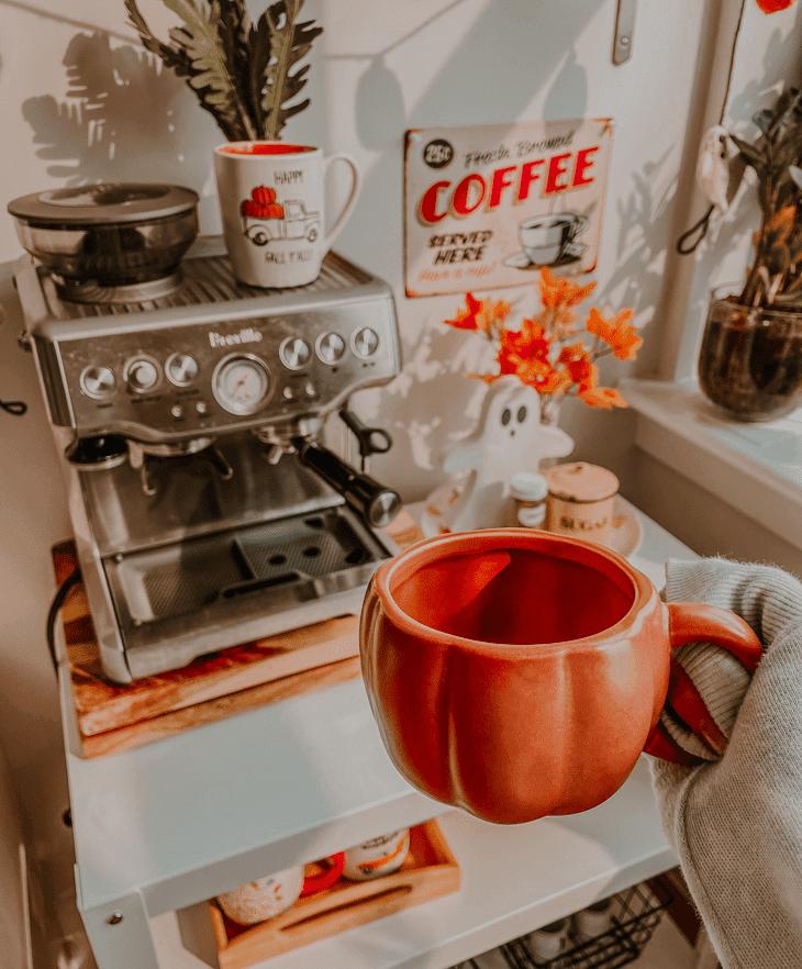 Target pumpkin mug — Pumpkin mug Target — Fall mugs Target — Target fall mug — target Halloween mug