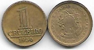 1 Cruzeiro, 1956