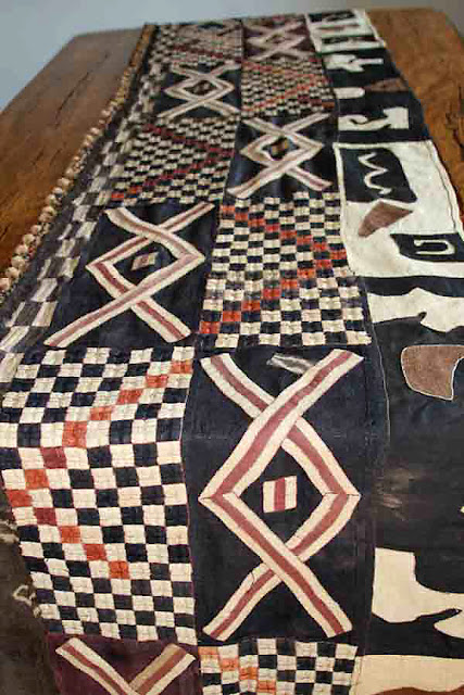 Finest African Textiles│Kuba Cloth 18
