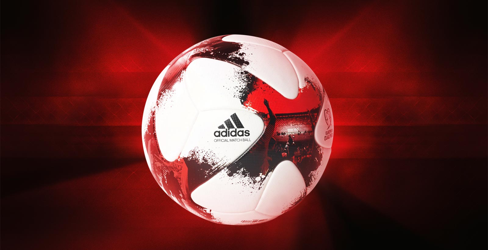 World Cup 2018 Qualifiers Ball