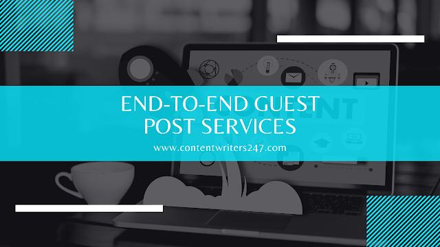 Guest Post Service UK