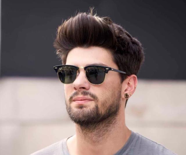 Potongan rambut pria terbaru