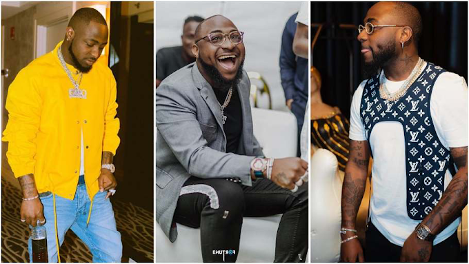 Davido surprises gateman with mouth watering breakfast [Watch]