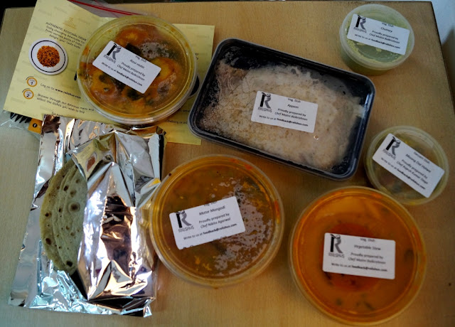 Relishus Mumbai Food Delivery