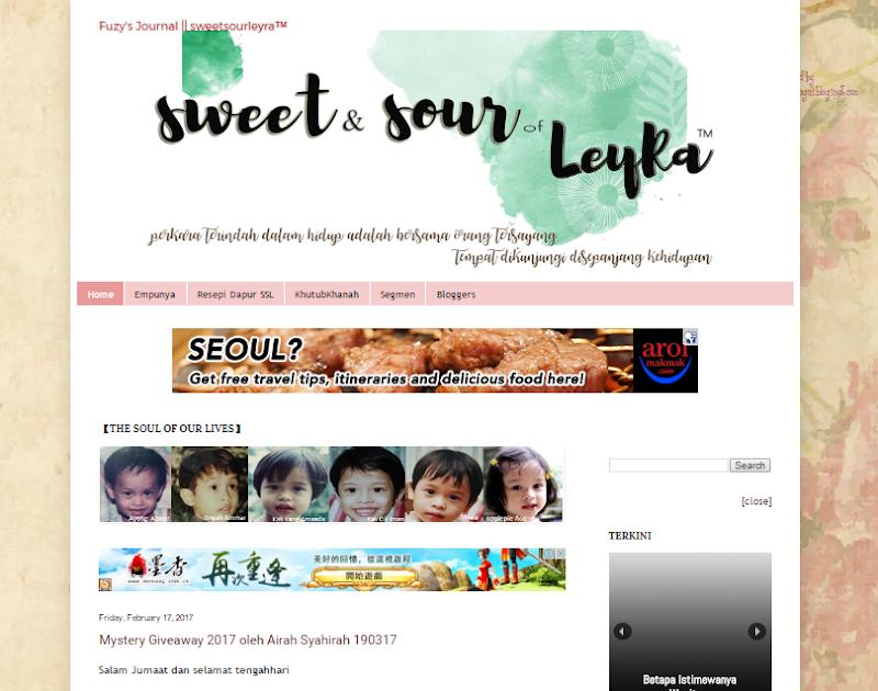 Full Edit Blog Untuk Mrs Fuzy