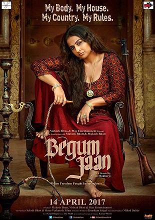Begum Jaan 2017 Full Hindi Movie Download Hd 300Mb ESub