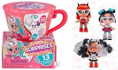Новые куклы Itty Bitty Prettys в чайных чашечках с 12 и 25 сюрпризами