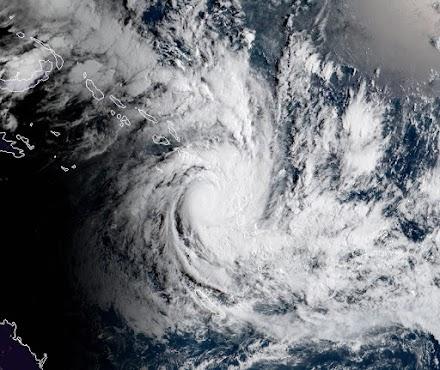 Ο τροπικός κυκλώνας Harold σαρώνει τον νότιο Ειρηνικό