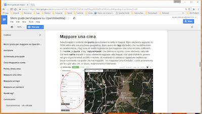 modificare le mappe OpenStreetMap