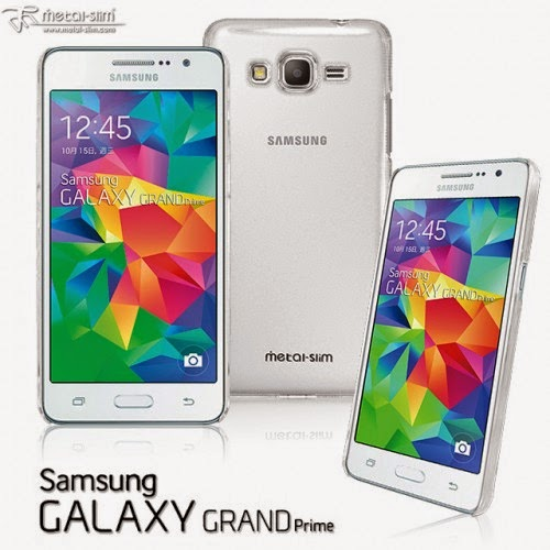 Samsung Galaxy Grand Prime Offers You With A Plethora Of Features