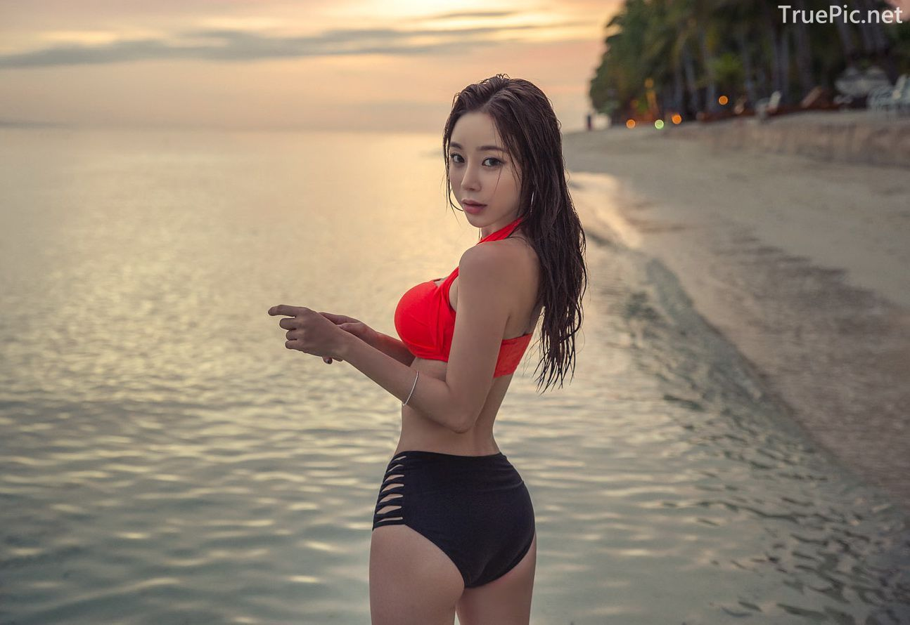 Hyun Kyung - Glam Chic Bikini - Korean model and fashion - Picture 6