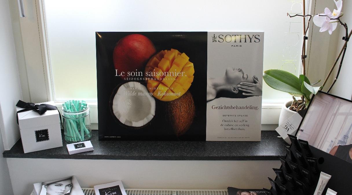 Sothys seizoensbehandeling