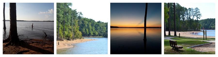 Visite Durham Falls Lake