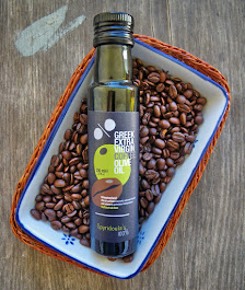 Spyridoula's I00% Greek Extra Virgin Coffee Olive Oil