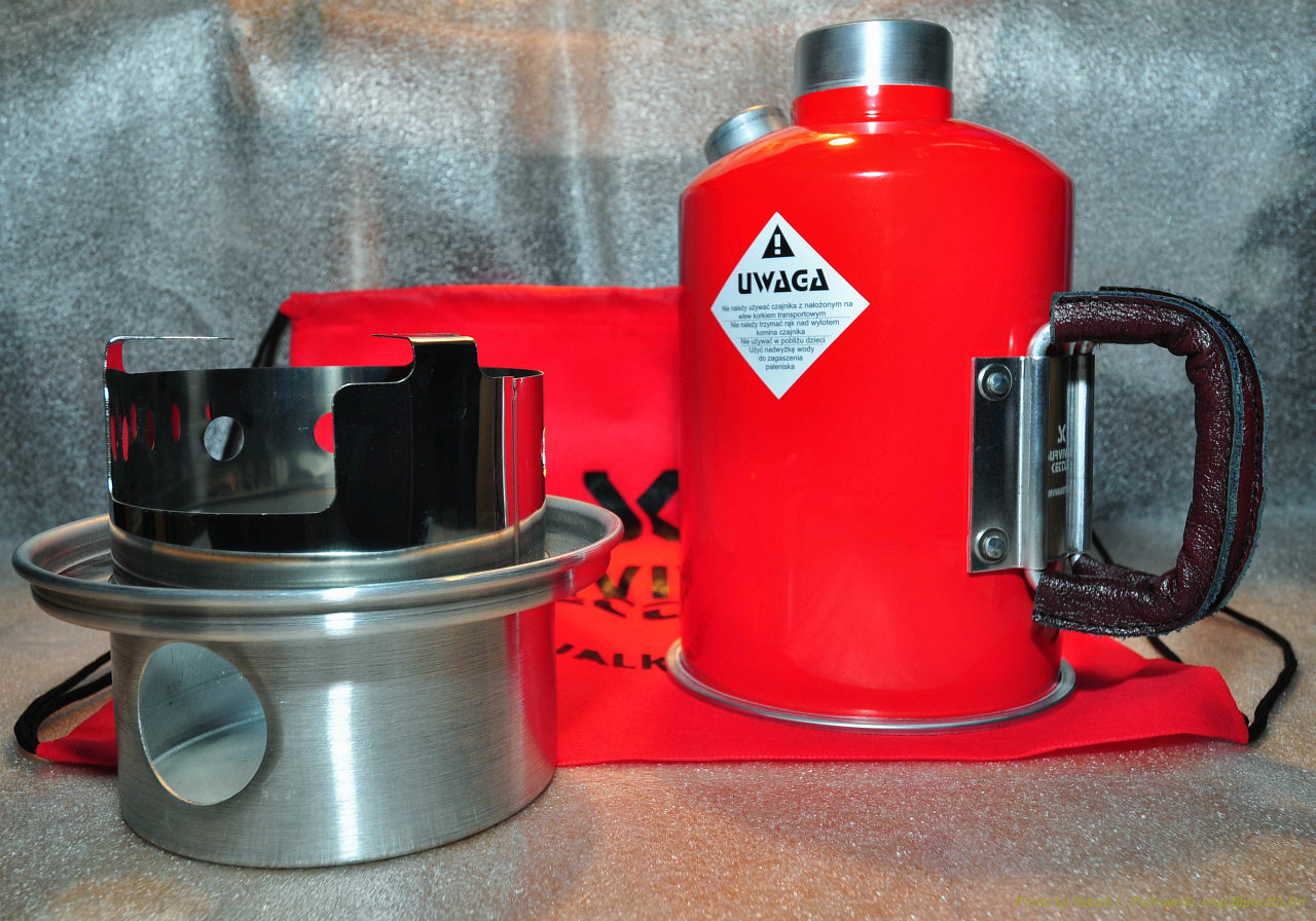 Yatzek Outdoor Kuchnia polowa  Survival Kettle -> Kuchnia Polowa Survival