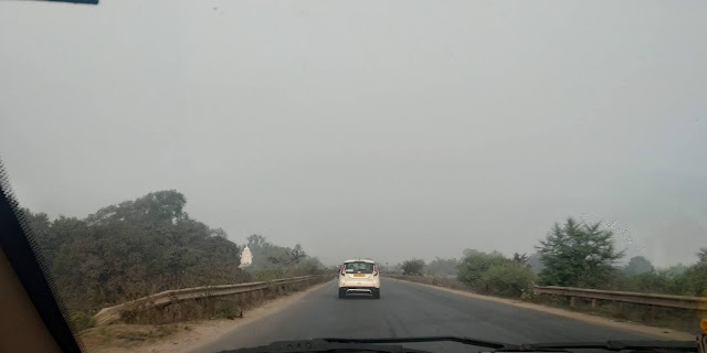 On the Way to Bhubaneswar near Sathipur
