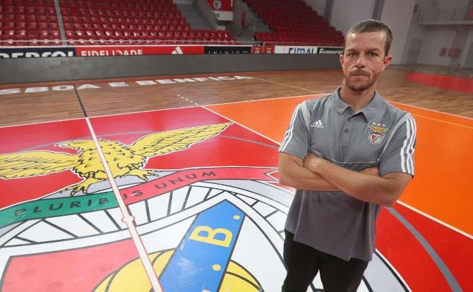 Benfica Voleibol Marcel Matz