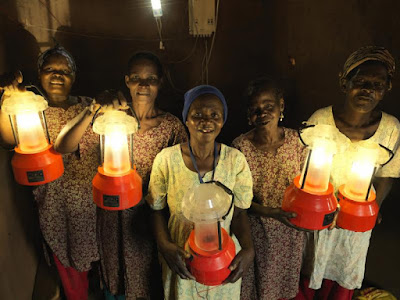 Meet Malawi's Illiterate moms Who are using solar energy to fight poverty