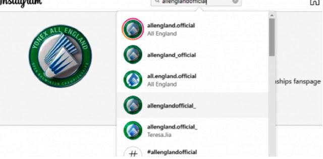 Gak Kuat Iman Hadapi Ganasnya Netizen Indoesia, All England Tutup Akun