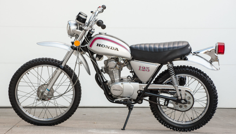 Honda SL125 Average Mileage (1971) - Per Liter, Kmpl & More