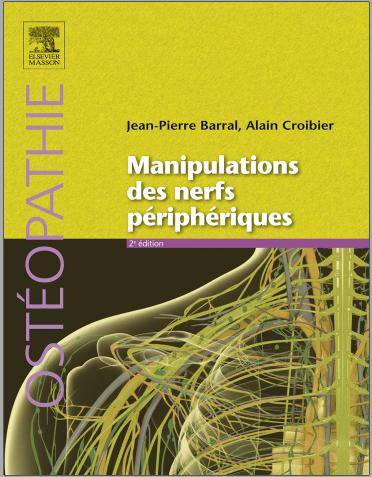 Livre : Manipulations des nerfs périphériques - Elsevier Masson PDF