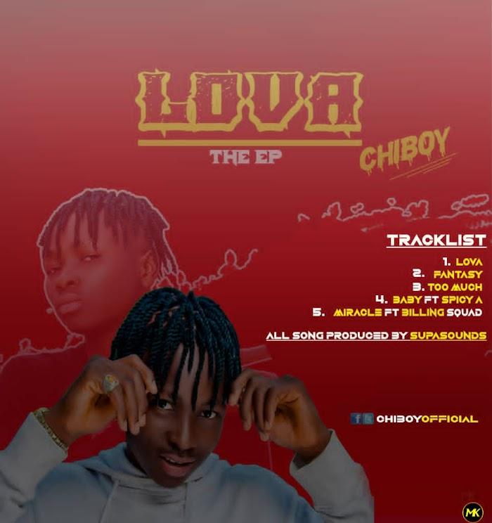 Chiboy – Lova the E.P