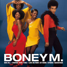 boney m free piano sheets