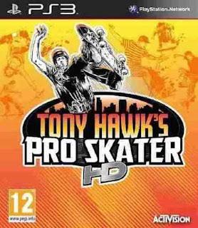 TONY HAWK'S PRO SKATER HD PS3 TORRENT