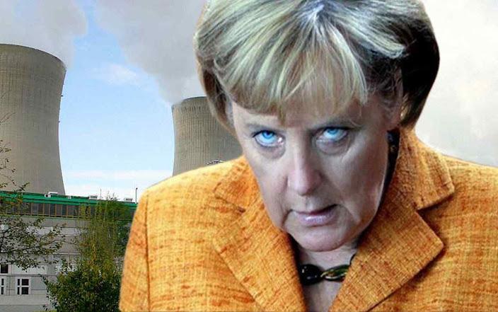 Merkel não pode defender racionalmente o que diz e faz na sua 'revolução energética', diz Dr Pinker
