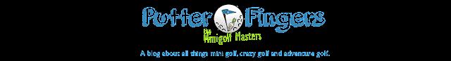 Putterfingers minigolf blog