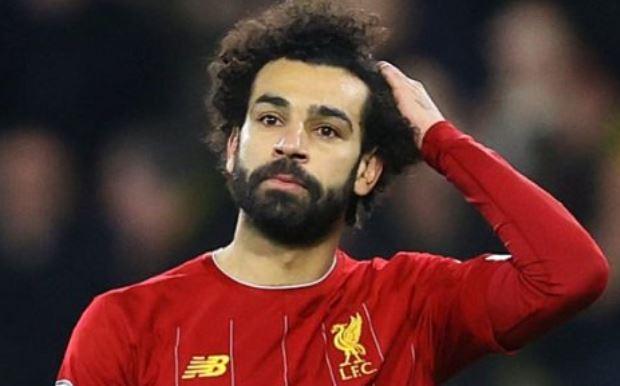 Salah out to break EPL goalscoring record