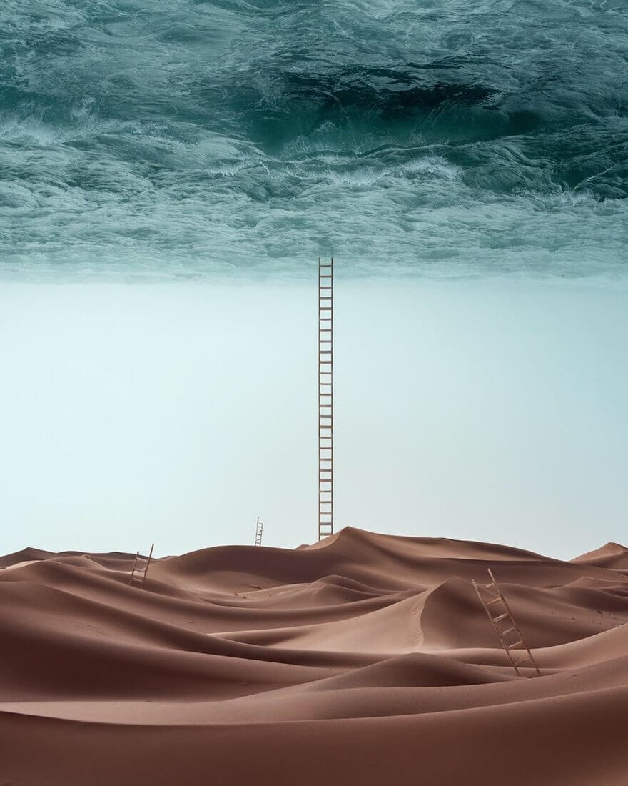 12-Don-t-give-up-Ted-Chin-Photos-of-Worlds-and-Realities-in-Surrealism-www-designstack-co