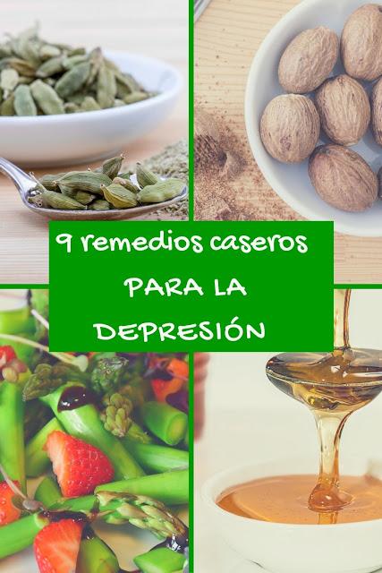 9 remedios caseros para la depresion