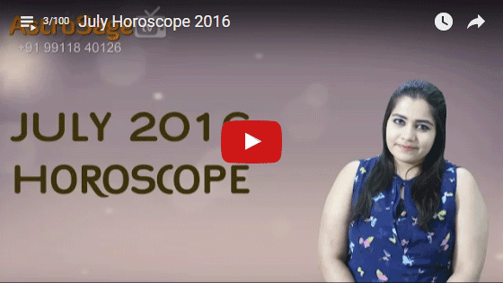 July 2016 horoscope is here to help you plan your month ahead.